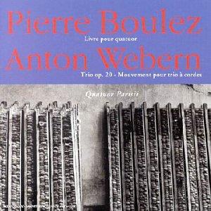Boulez - Webern - Parisii
