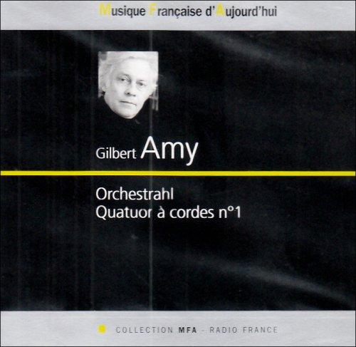 Quatuor n°1, Orchestral - G. Amy - Parisii